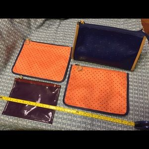 Estée Lauder make up bags x 4